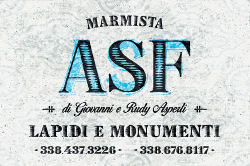 ASF MARMI - LABORATORIO ARTIGIANO LAVORAZIONE MARMO PER LAPIDI FUNERARIE - 1