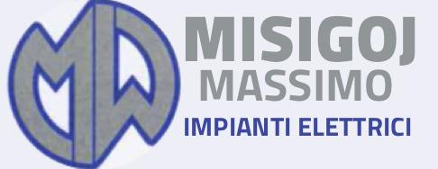 MISIGOJ MASSIMO  PRODUZIONE E REALIZZAZIONE IMPIANTI ELETTRICI - 1