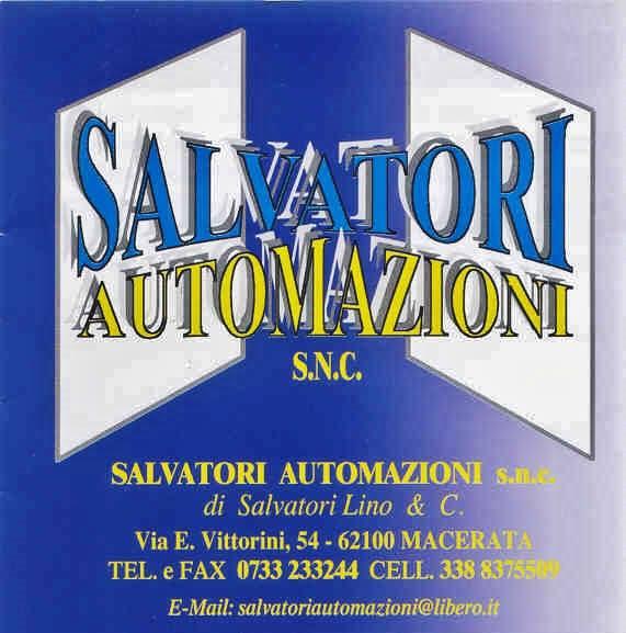 SALVATORI - AUTOMAZIONI
