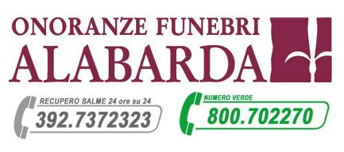 ONORANZE FUNEBRI ALABARDA - DISBRIGO PRATICHE FUNEBRI E SERVIZI FUNEBRI - 1