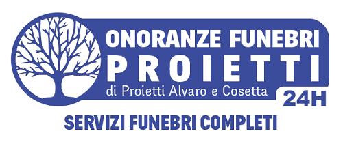 ONORANZE FUNEBRI PROIETTI  SERVIZI FUNEBRI COMPLETI - 1