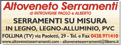 ALTOVENETO SERRAMENTI - 1