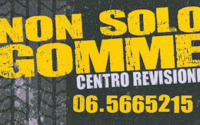 NON SOLO GOMME OSTIA - GOMMISTA - 1