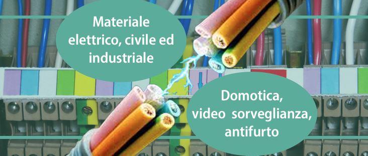 ELETTROCENTER DI MALARA DOMENICO MATERIALE ELETTRICO CIVILE ED INDUSTRIALE REGGIO CALABRIA - 1