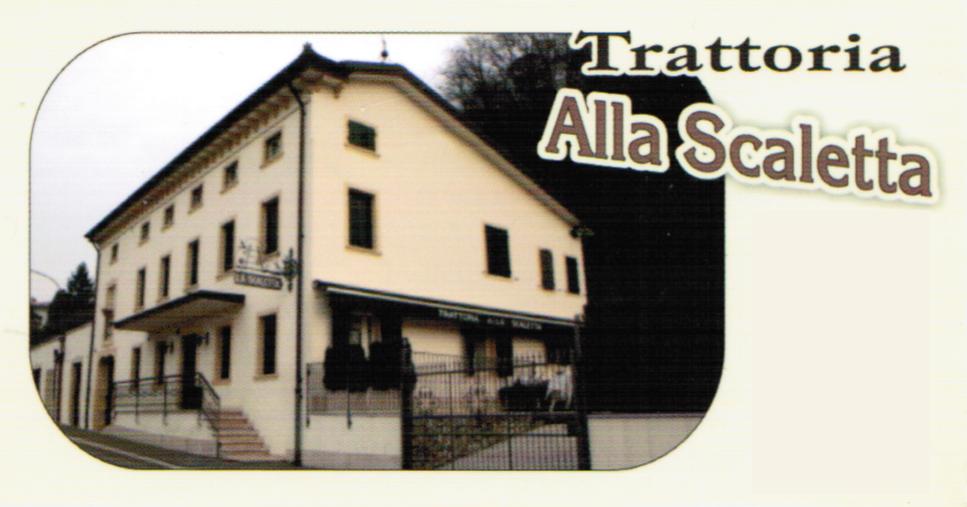 TRATTORIA ALLA SCALETTA