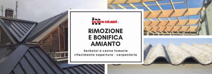 ISOLMONTAGGI-BONIFICA E RIMOZIONE MATERIALE E MANUFATTI CONTENENTI AMIANTO - 1