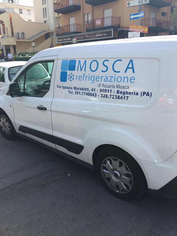 MOSCA REFRIGERAZIONE -  IMPIANTI FRIGORIFERI - 1