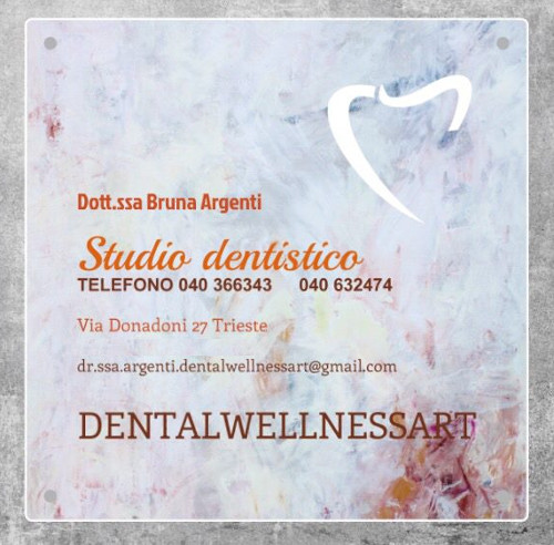 Studio Dentistico Dott.ssa Bruna Argenti Dentalwellnessart - Trieste - 1