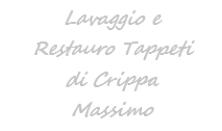 CRIPPA MASSIMO - LAVAGGIO E RESTAURO TAPPETI - 1