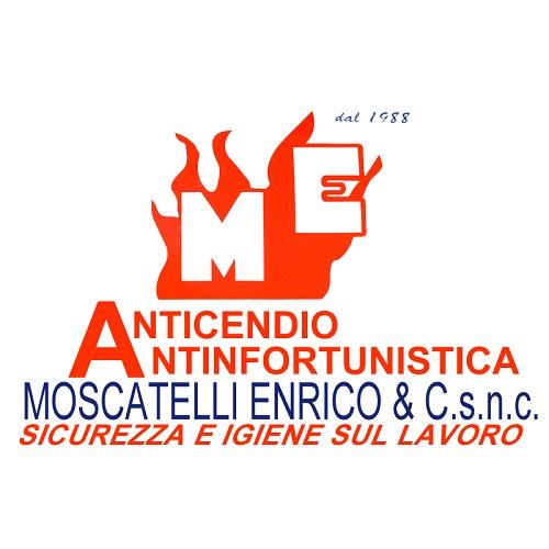 MOSCATELLI ANTINCENDIO E ANTINFORTUNISTICA- MANUTENZIONE IMPIANTI ANTINFORTUNISTICA ESTINTORI SEGNALETICA - 1