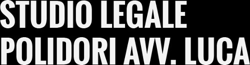 STUDIO LEGALE POLIDORI AVV. LUCA   CONSULENZA E ASSISTENZA LEGALE CIVILE - 1