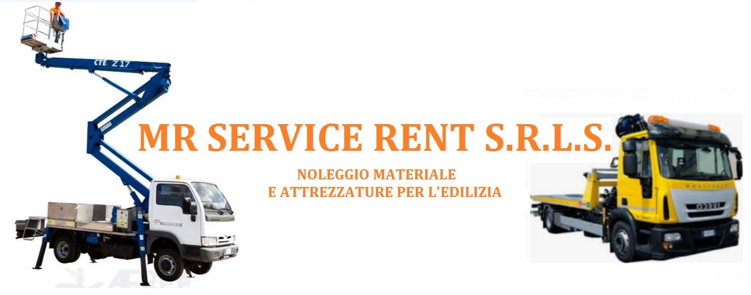 MR SERVICE RENT SRLS - 1