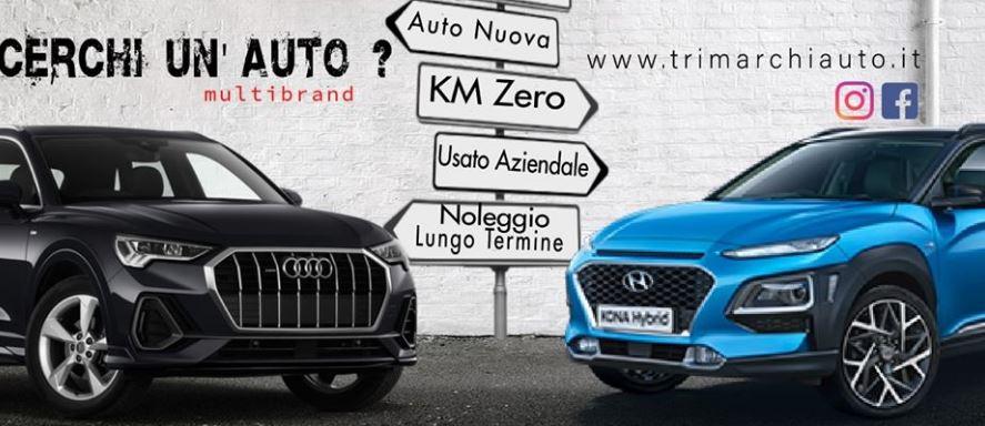 TRIMARCHI AUTO|TAGLIANDI IN GARANZIA|REVISIONE AUTO E MOTO|OFFICINA A POSTO|NOLEGGIO AUTO MOTO A BREVE E LUNGO TERMINE - 1