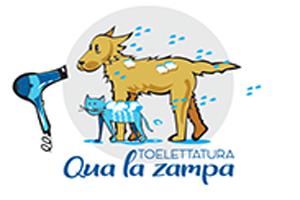 QUA LA ZAMPA - SERVIZIO TOELETTATURA CANI E TOSATURA GATTI - 1