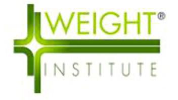 WEIGHT INSTITUTE - 1