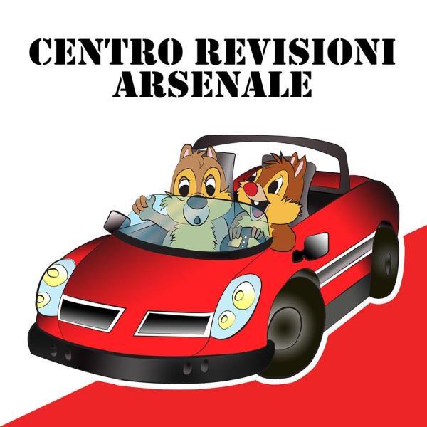 CENTRO REVISIONI ARSENALE TRIESTE - 1