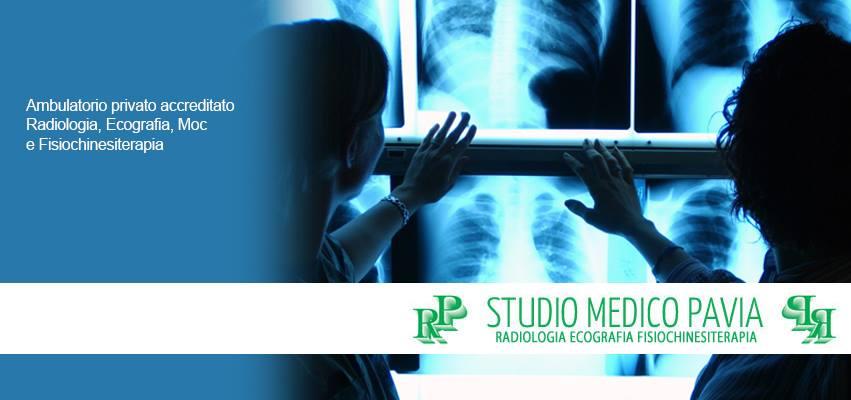 STUDIO DI RADIOLOGIA ROMA NORD - RADIOLOGICA PAVIA - 1