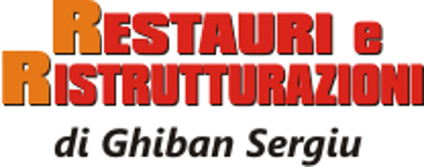 RESTAURI E RISTRUTTURAZIONI DI GHIBAN SERGIU - 1