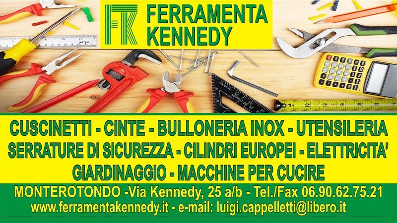 FERRAMENTA KENNEDY - 1