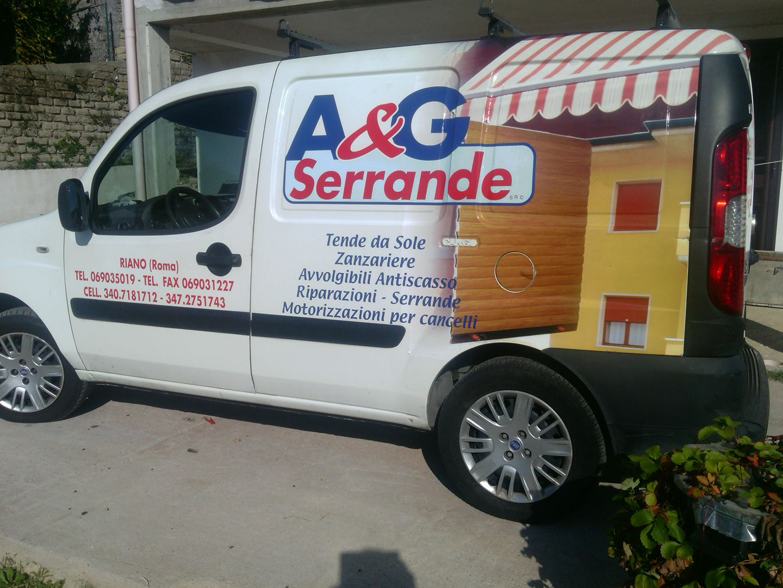 A & G SERRANDE - 1