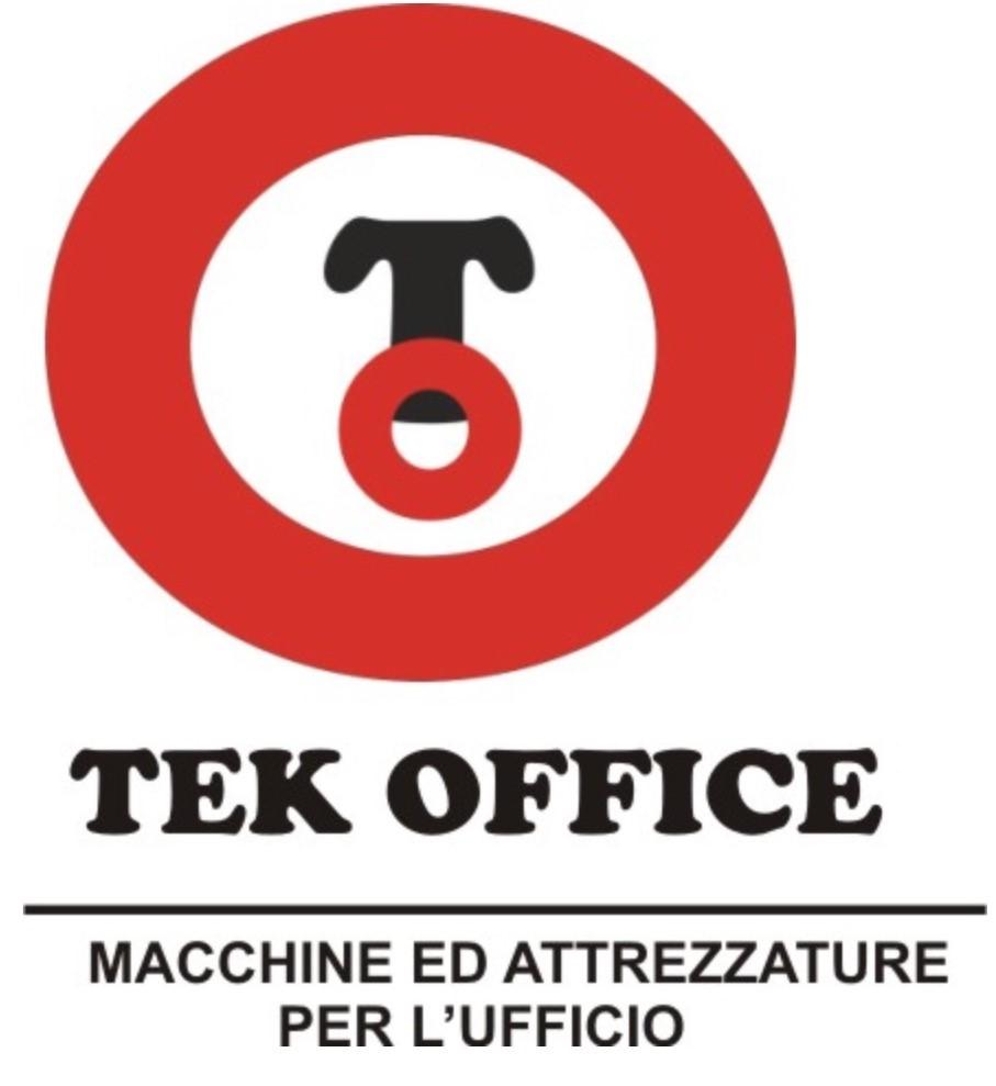 TEK OFFICE - MACCHINE ED ATTREZZATURE PER L'UFFICIO - 1