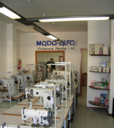 MACCHINE PER CUCIRE MADO ALFA SRL - 1